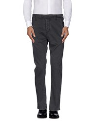 Haikure Trousers Casual Trousers Men Steel Grey