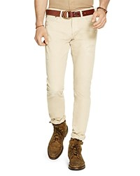 Polo Ralph Lauren Sullivan Super Slim Fit Jeans In Sander