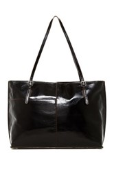 Hobo Annalisa Leather Tote Black