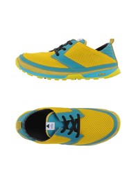 Volta Footwear Low Tops And Trainers Men Yellow