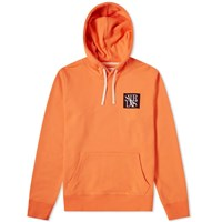 Saturdays Surf Nyc Ditch Overlap Hoody Orange