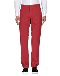 Baldessarini Casual Pants Brick Red
