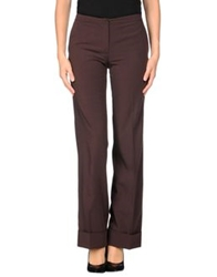 Liu Jo Dress Pants Deep Purple