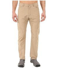 Woolrich Obstacle Ii Pant Khaki Men's Casual Pants