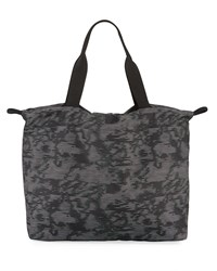 Under Armour Cinch Printed Gym Tote Bag Black