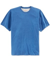 Weatherproof Men's Big And Tall Ryland Crew Neck Short Sleeve Shirt Only At Macy's Soft Green