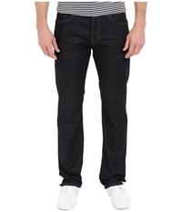 Mavi Jeans Zach Classic Straight Fit In Rinse Williamsburg Rinse Williamsburg Men's Jeans Black