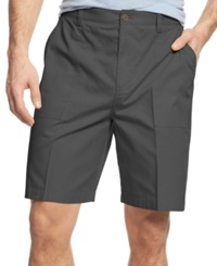 Geoffrey Beene Big And Tall Ripstop Shorts