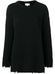 Lala Berlin Emma Sweater Black