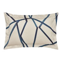 Harlequin Sumi Indigo Pillowcase Oxford