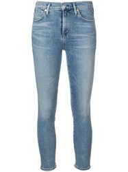 Citizens Of Humanity Serenity Skinny Jeans Blue