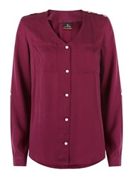 Victorinox Elisa Blouse Purple