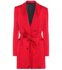 Blaze Milano Royal Delight Sunshine Blazer Red