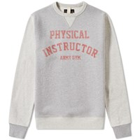 Nigel Cabourn Instructor Crew Sweat Neutrals