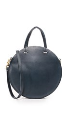 Clare V. Petite Alistair Tote Navy