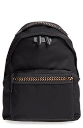 Stella Mccartney Falabella Go Nylon Backpack