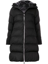 Save The Duck Padded Loose Jacket Black