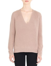 Day Birger Et Mikkelsen Gaa Wool Blend Knitted Sweater Pink