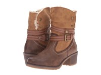 Spring Step Boisa Brown Women's Pull On Boots