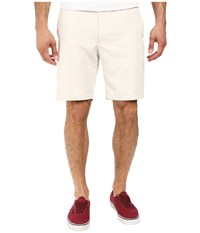 Perry Ellis Performance Shorts Sand Men's Shorts Beige