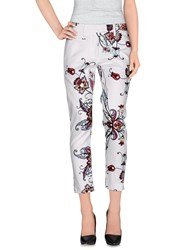 Dondup Trousers Casual Trousers Women White