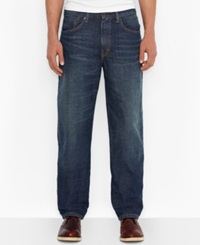 Levi's 550 Relaxed Fit Jeans Range Wash