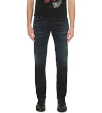 Diesel Waykee 0676D Slim Fit Tapered Joggjeans Denim
