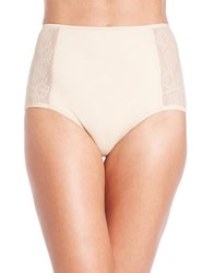 Jockey Slimmers Side Lace Shaping Brief Light