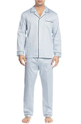Men's Majestic International 'Twilight' Cotton Pajama Set
