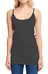 Lamade Women's Cotton And Modal Camisole Raven