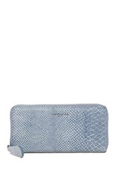 Liebeskind Sallyb Leather Wallet Blue