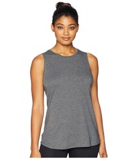 Tasc Performance Nola Tank Top Black Heather Sleeveless
