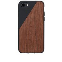 Native Union Wood Edition Clic Iphone 7 Case Brown