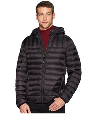 Tumi Crossover Pax Hooded Jacket Black Coat