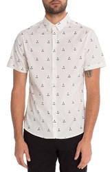 7 Diamonds Men's Hazards Of Love Woven Shirt