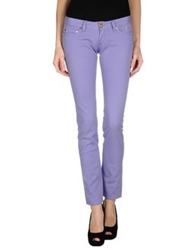 Atelier Fixdesign Casual Pants Lilac