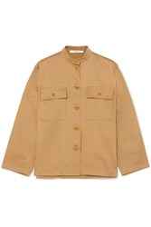 Givenchy Cotton Drill Shirt Beige