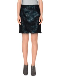 Elie Tahari Skirts Knee Length Skirts Women Black
