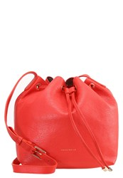 Coccinelle Ariel Across Body Bag Rosso Red
