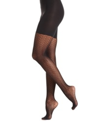 Star Power By Spanx Open Weave Shaping Tights A Step Up Tights