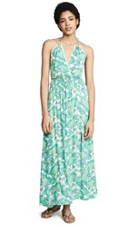 Lost Wander Margarita Maxi Dress Light Green