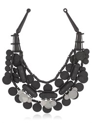 Ek Thongprasert Ethnic Moonless Night Silicone Necklace