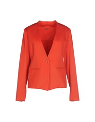Miss Money Money Suits And Jackets Blazers Women Coral