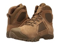 Bates Footwear Shock Fx Coyote Work Boots Silver