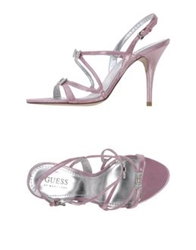 Guess By Marciano Sandals Pink