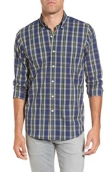 Tailor Vintage Men's Regular Fit Performance Sport Shirt Teton Plaid