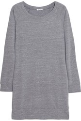 Splendid Jersey Sweater Dress Gray
