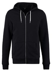 New Look Tracksuit Top Black