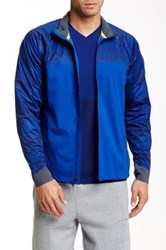 Brooks Drift Shell Jacket Blue