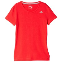 Adidas Ais Prime Training T Shirt Red